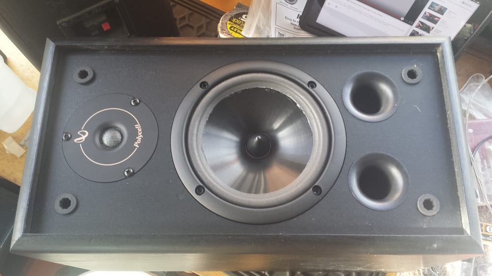 infinity surround speakers. photo of simply speakers - st. petersburg, fl, united states. infinity rs surround a