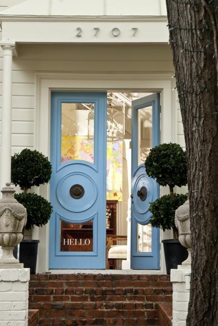 Blue print store antikviteter 2707 fairmount uptown for Blue print store dallas