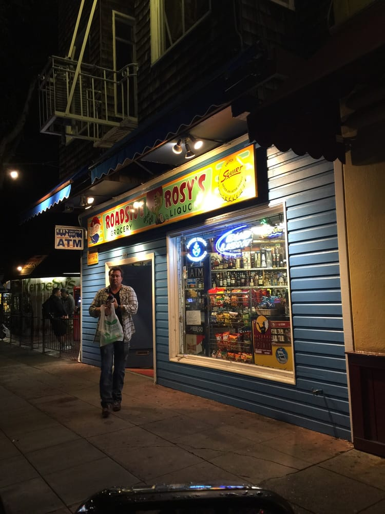 Roadside Rosy's Liquor Grocery and Deli