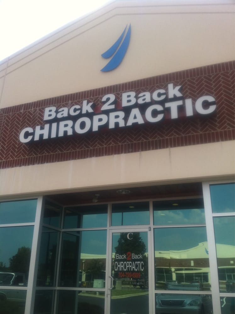 Back 2 Back Chiropractic Group