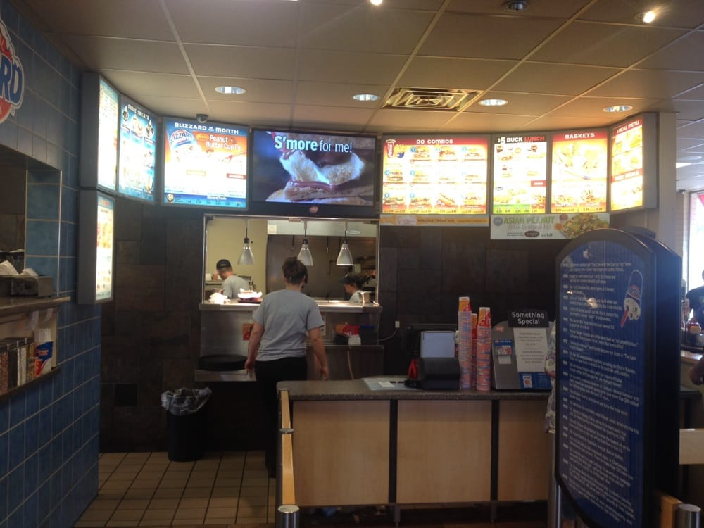 Dairy Queen Grill & Chill: 428 S Main St, Harrison, AR