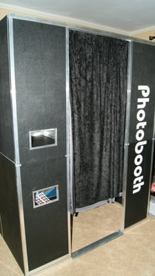 Photo Of McKenzie Booth Rental