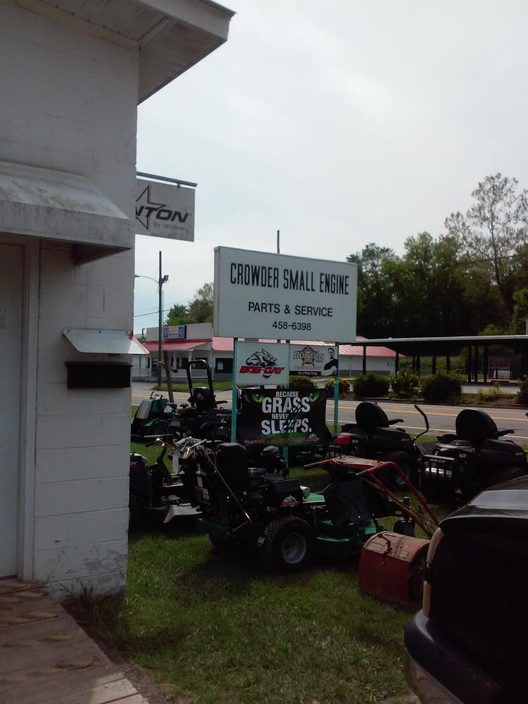 Crowder Small Engine: 917 Mulberry St, Loudon, TN