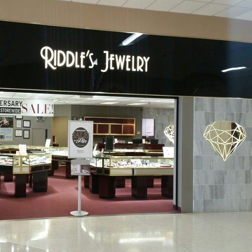 Riddles Jewelry: 1681 3rd Ave W, Dickinson, ND