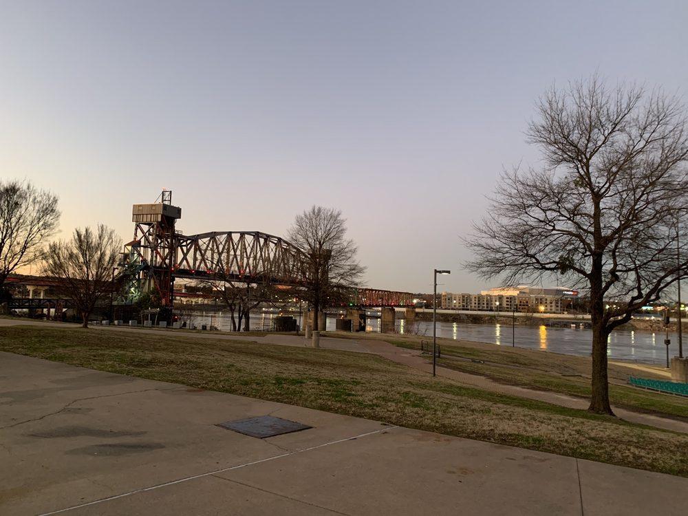 River Market: 400 President Clinton Ave, Little Rock, AR