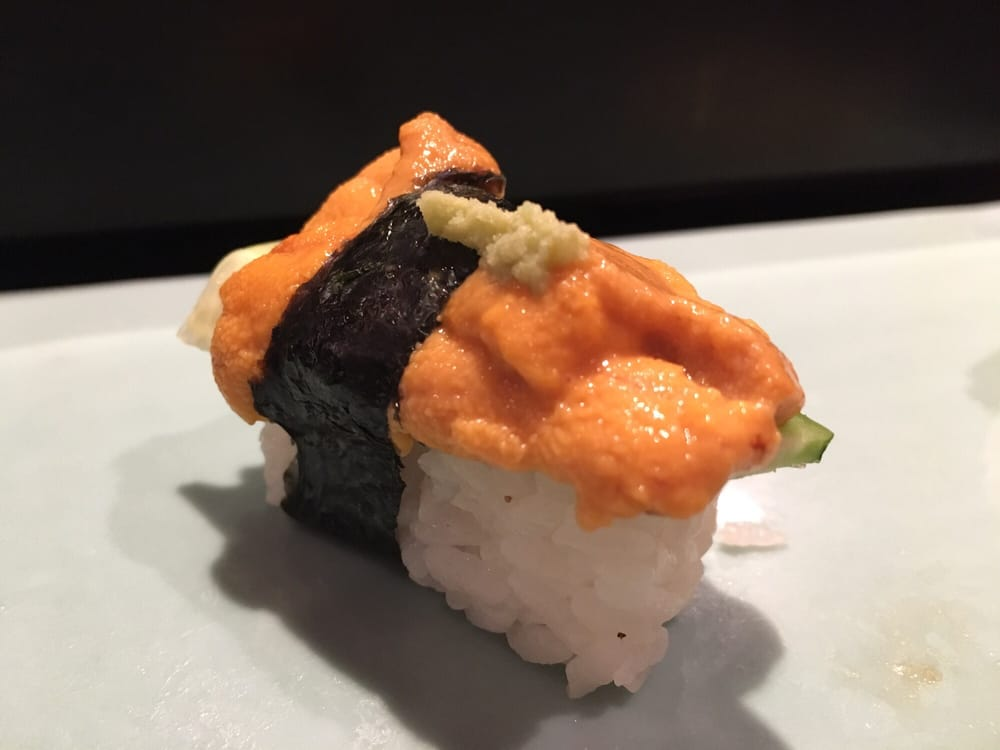 Sea urchin yelp for Asian cuisine allendale