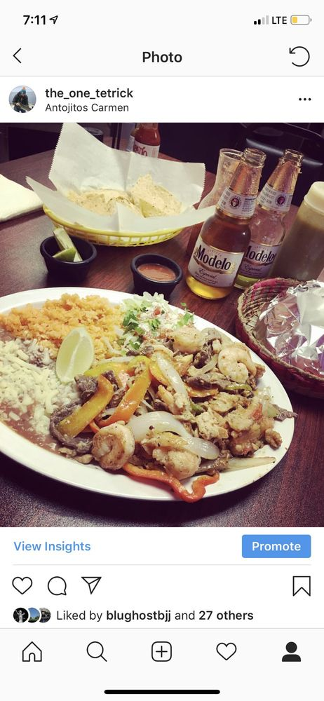 Antojitos Carmen: 207 Main St, Columbus Junction, IA