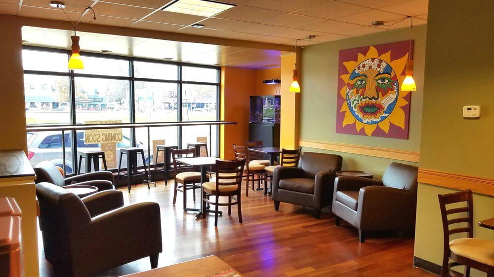 Gosia's Coffee Shop: 8836 Brookfield Ave, Brookfield, IL