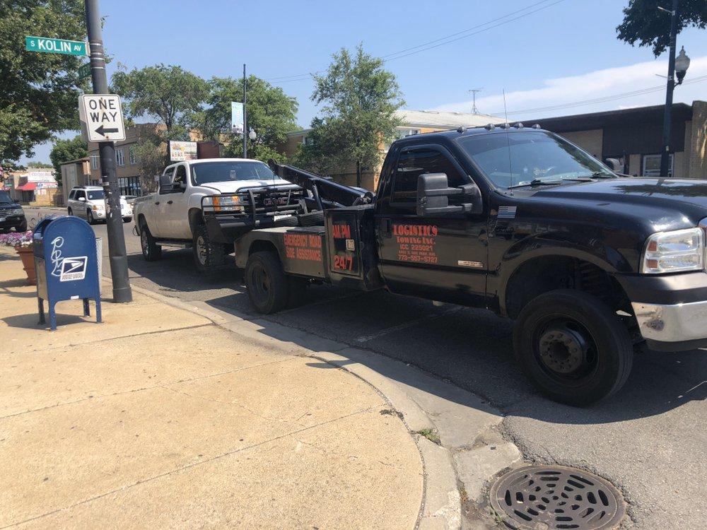 Logistics Towing: 6453 S Oak Park Ave, Chicago, IL
