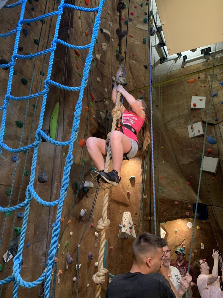 Outside In Climbing Gym: 1818 Harper Rd, Beckley, WV