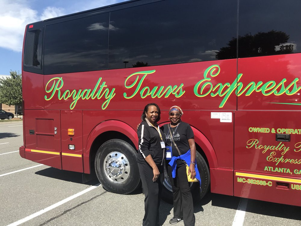 Royalty Tours Express Atlanta