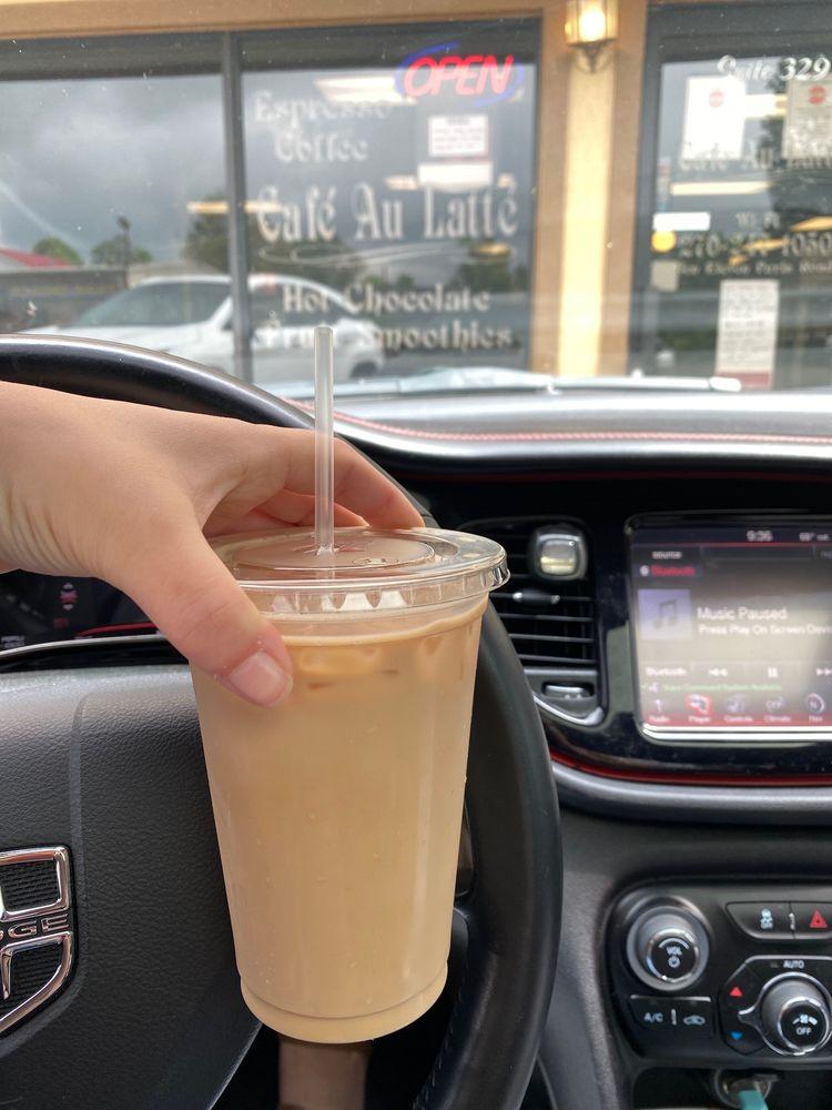 Cafe Au Latte: 1011 Paris Rd, Mayfield, KY
