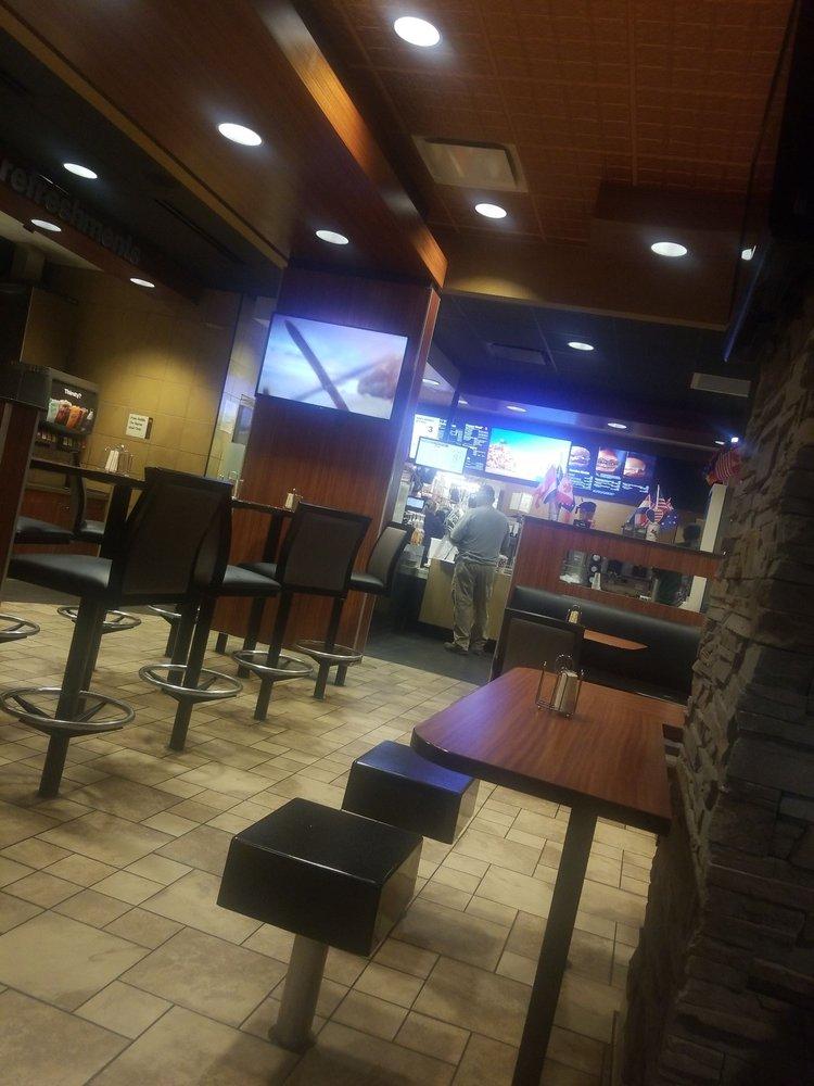 McDonald's: 1158 E Main St, Lebanon, VA