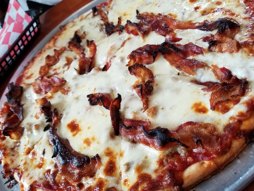 Parker's Pizzeria: 124 N Main St, Georgetown, OH