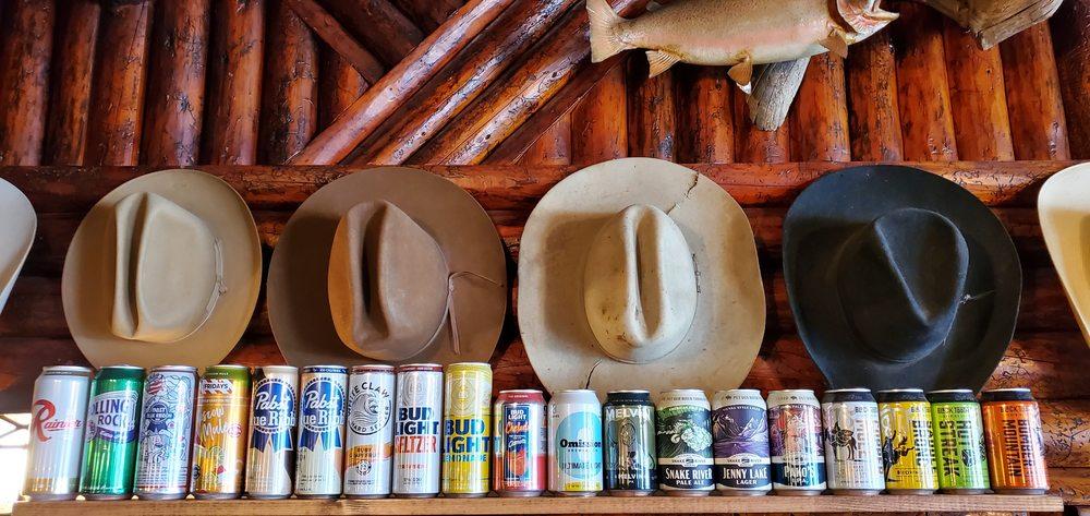 Rustic Pine Tavern: 119 E Ramshorn, Dubois, WY
