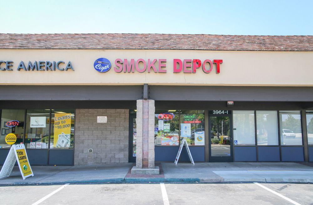 Smoke Depot: 3964 Missouri Flat Rd, Placerville, CA