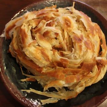 Zhua bing (thousand layer pancake) - Yelp