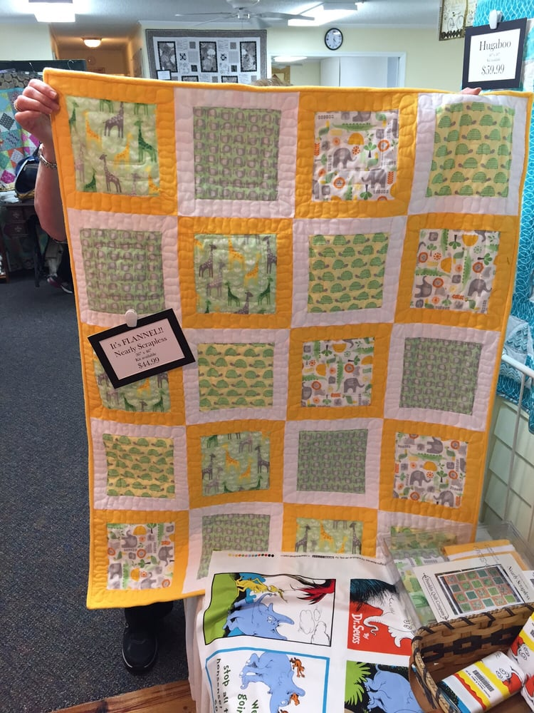The Quilting Squares of Franklin