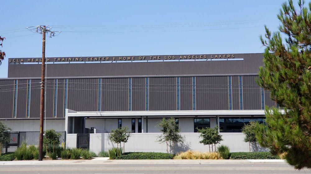 Ucla Health Training Center Trainers 2275 E Mariposa Ave El