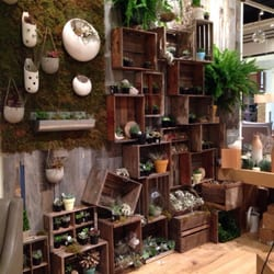 Delightful Photo Of West Elm   Mclean, VA, United States. Wall Of Succulents