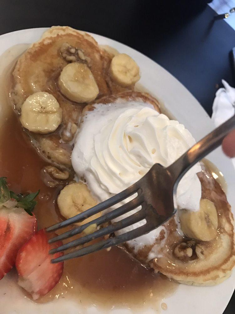 Bananas Foster Pancakes Phenomenal Yelp