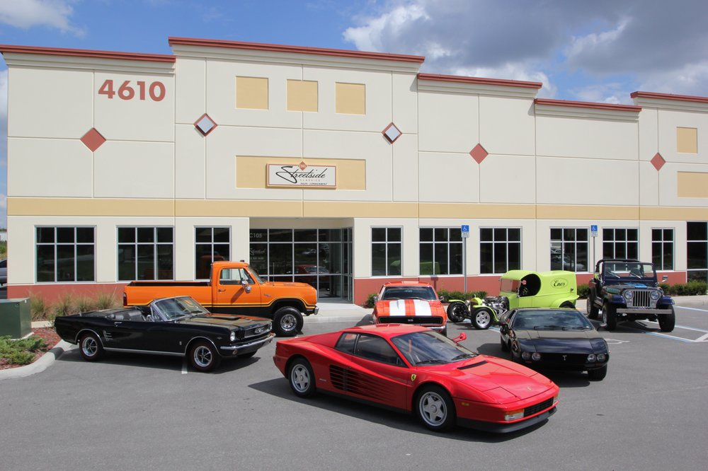 Streetside Classics -Tampa - 11 Photos - Used Car Dealers