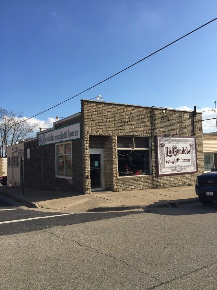 LaGondola Spaghetti House: 6100 S Adams St, Bartonville, IL