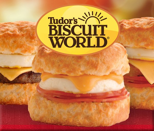 Tudor's Biscuit World: 95 Craigsville Rd, Craigsville, WV