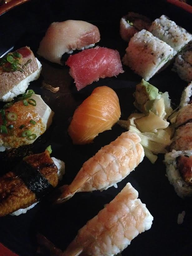 Yum fresh and incredible sushi yelp for King s fish house laguna hills
