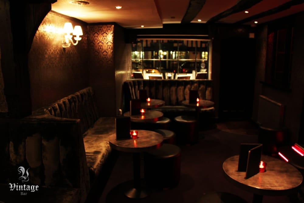 Photo Of Vintage Bar Pinner London United Kingdom