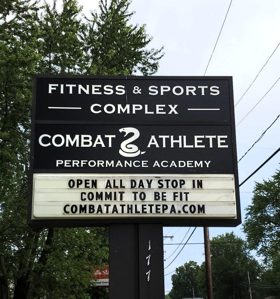 Combat Athlete Performance Academy: 177 Niles Cortland Rd SE, Warren, OH