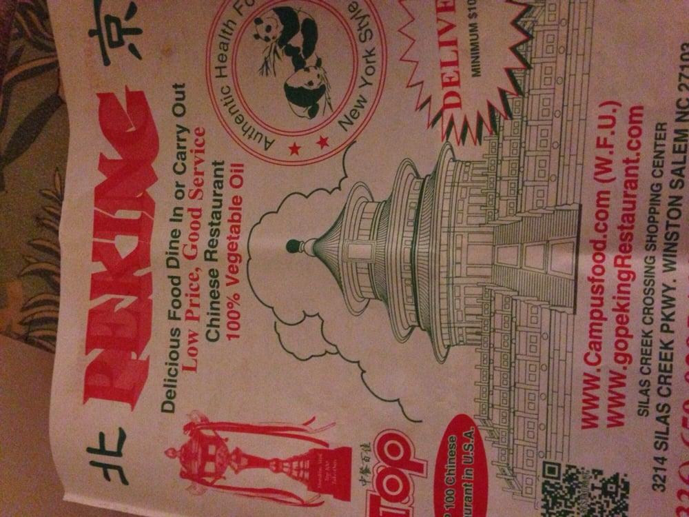 Peking Chinese Restaurant - Order Food Online - 26 Reviews - Chinese ...