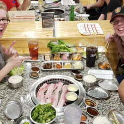 P O Of Lets Meat Kbbq Charlotte Nc United States