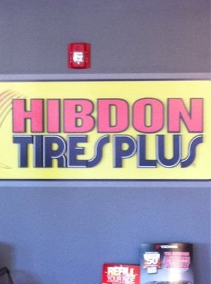 Hibdon Tires Plus 13405 N Pennsylvania Ave Oklahoma City Ok Tire