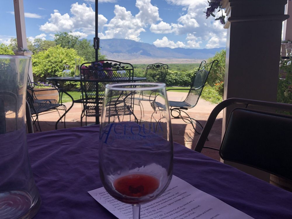 Acequia Vineyards and Winery: 240 Reclining Acres Rd, Corrales, NM