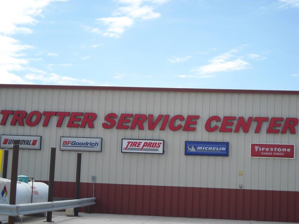 Trotter's Tire Pros: 2990 S E St, Broken Bow, NE