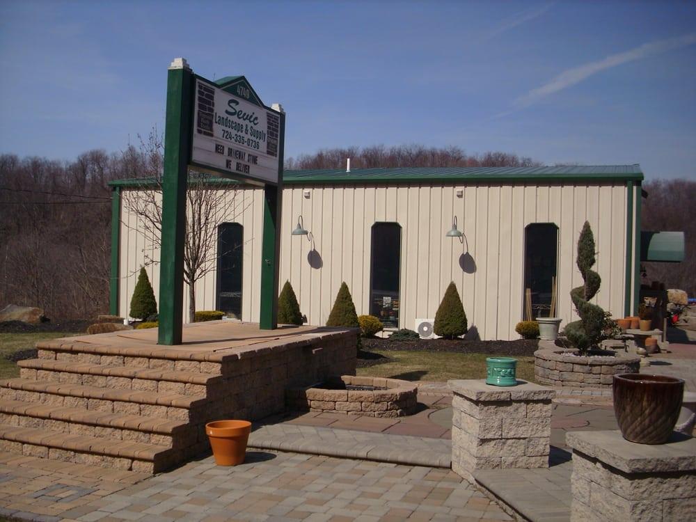 Sevic Landscape & Supply: 4749 Leechburg Rd, New Kensington, PA