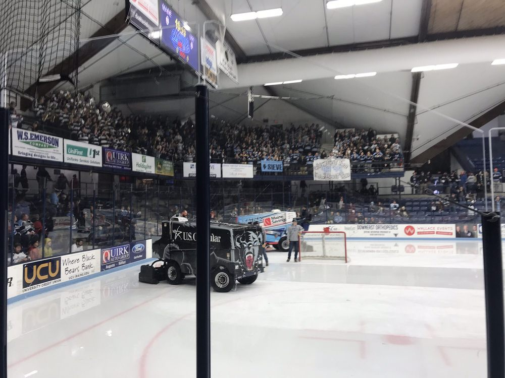 Social Spots from Alfond Arena