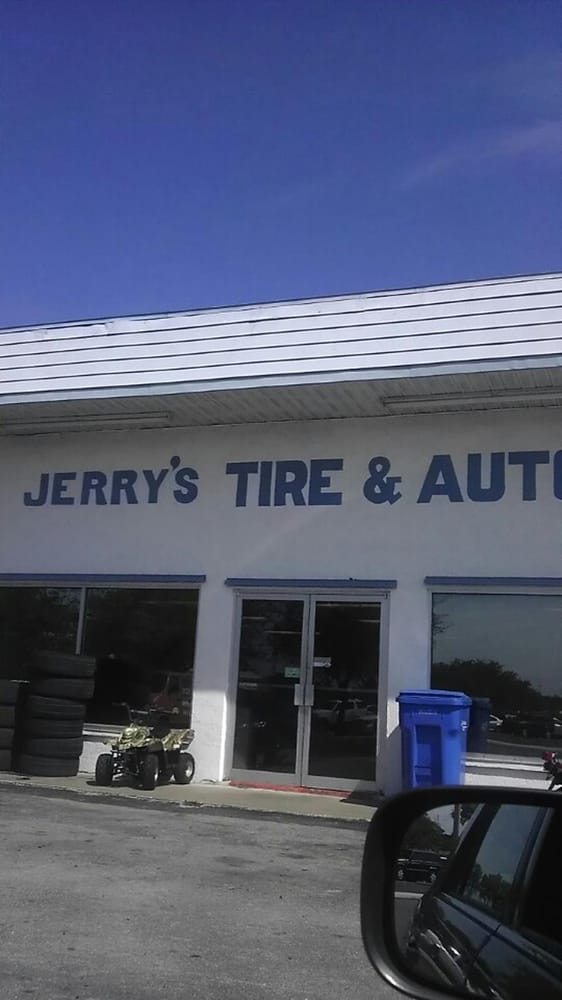 Jerry s tire auto service 13 photos 10 reviews for Grant motors fort myers