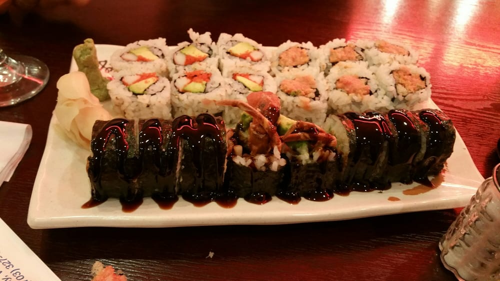 Shiro Sushi and Teriyaki: 24650 South Point Dr, Chantilly, VA