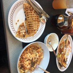 Waffle House 18 Photos Reviews Breakfast Brunch 6 S New Warringtn Rd Pensacola Fl Restaurant Phone Number Last Updated December