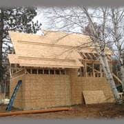 Blueprint builders get quote 14 photos contractors 1 e 19th redeemer church garage photo of blueprint builders minneapolis mn united states malvernweather Gallery