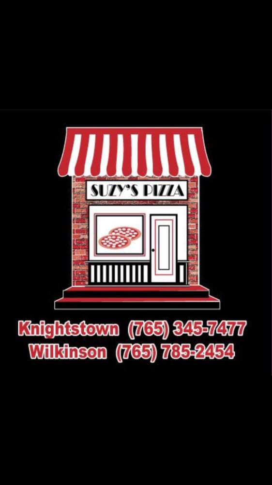 Suzy's Pizza: 2 E Main St, Knightstown, IN