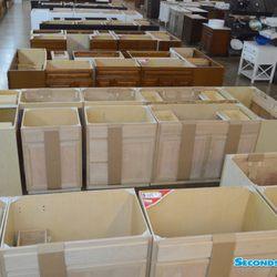 Photo Of Seconds Surplus Richardson Tx United States Cabinets