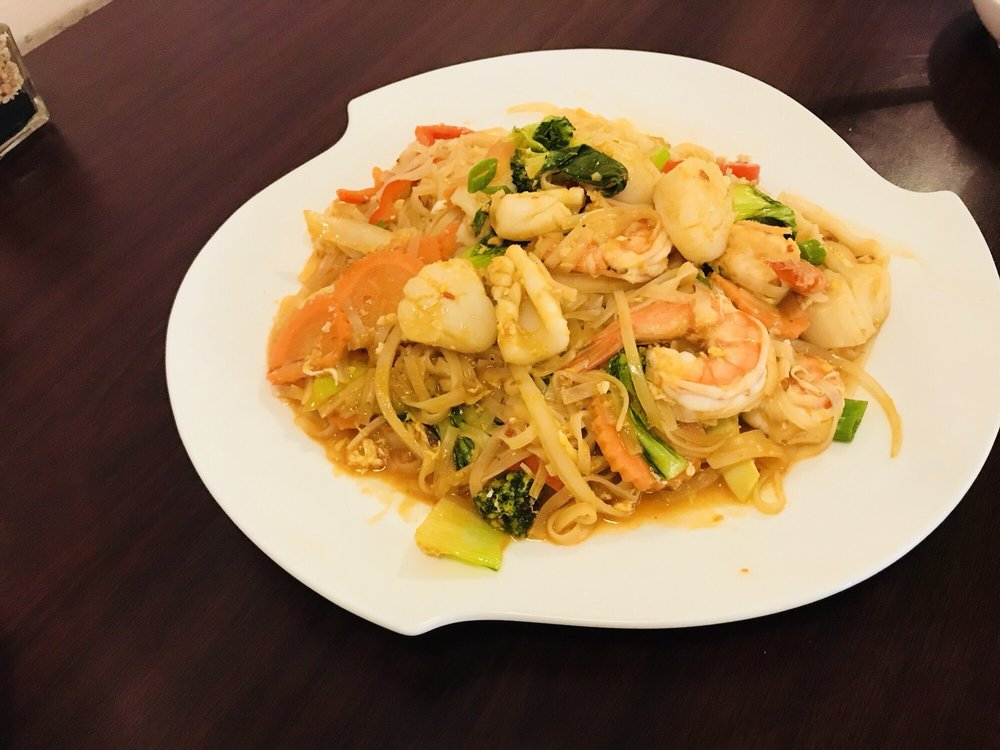 Food from Pure Thai Kitchen