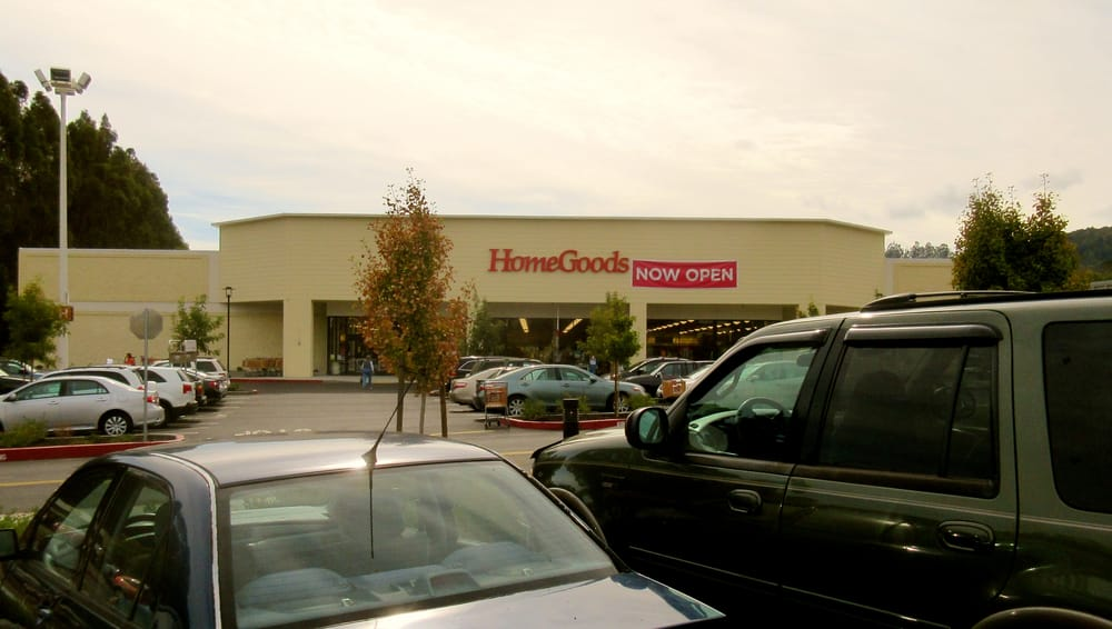 new home goods at the former rite aid location at the