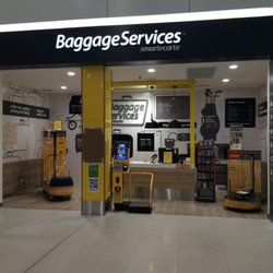 Carte Wa Australia.Baggage Storage Wrapping By Smarte Carte Perth Airport Luggage