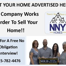 NNY Homes - 14 Photos - Real Estate Services - 18242 Nys Rte 3