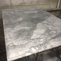 Photo Of Boston Granite Countertops   Waltham, MA, United States. Supreme  White