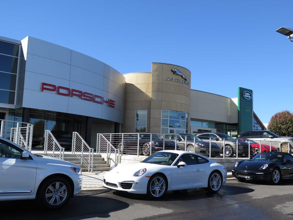 Photo Of Jaguar Land Rover Porsche Volvo Of Greenville   Greenville, SC,  United States